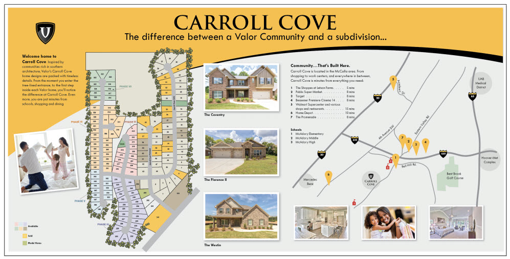 Carroll Cove Community