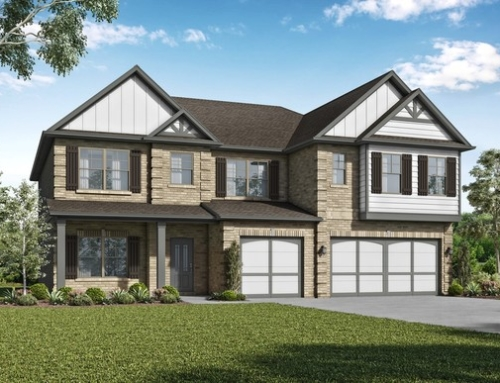 New homes under construction in Huntsville area of Meridianville
