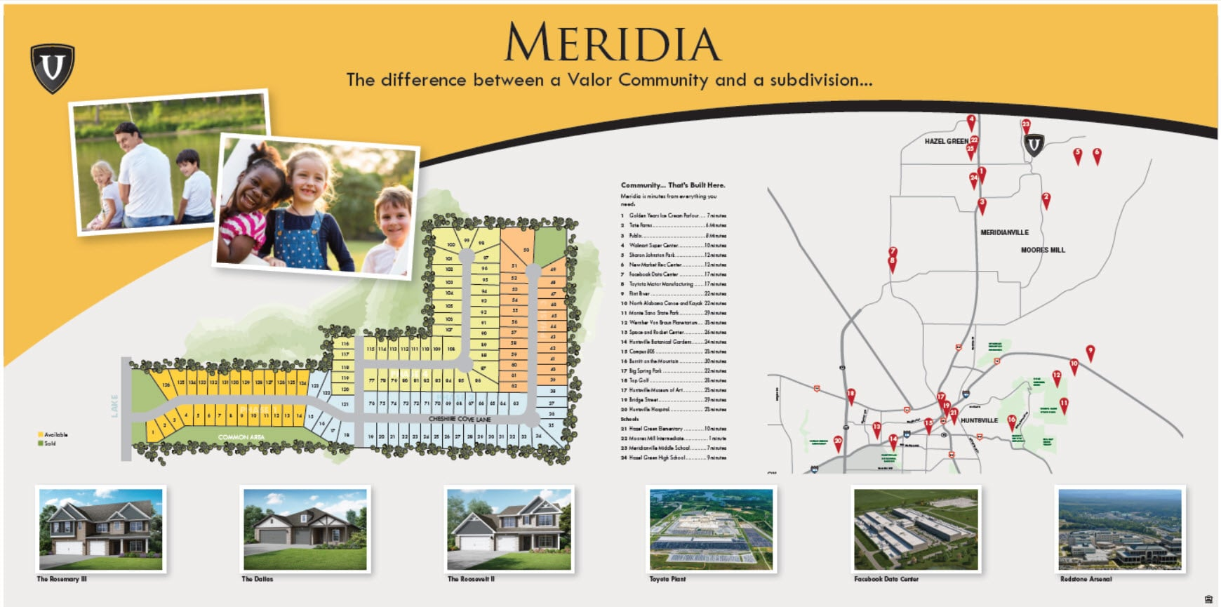 VC Meridia Combo